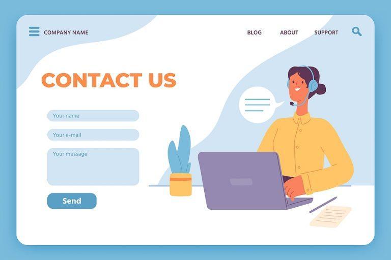 Hoe creëer je een contactformulier?